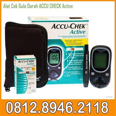 Alat Tes Accu alat cek gula darah accu check active