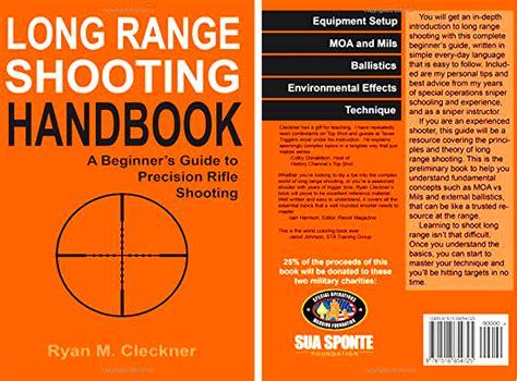Pdf Range Shooting Handbook Cleckner new range shooting guide from cleckner 171 daily