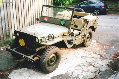Willys Jeep Spares Uk 1943 Willys Mb For Sale Classic Cars For Sale Uk