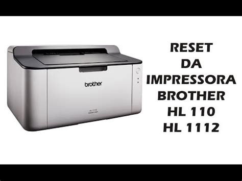 reset brother hl 1110 toner brother hl 1210w wireless review unboxing doovi