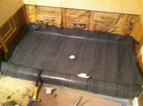 Replacing Shower Pan by Shower Pan Replacement Yelp