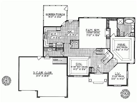 american house floor plans eplans new american house plan modern two story home