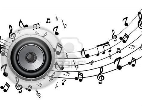 imagenes de melodias musicales 13383561 vector boton de altavoz de vidrio con notas