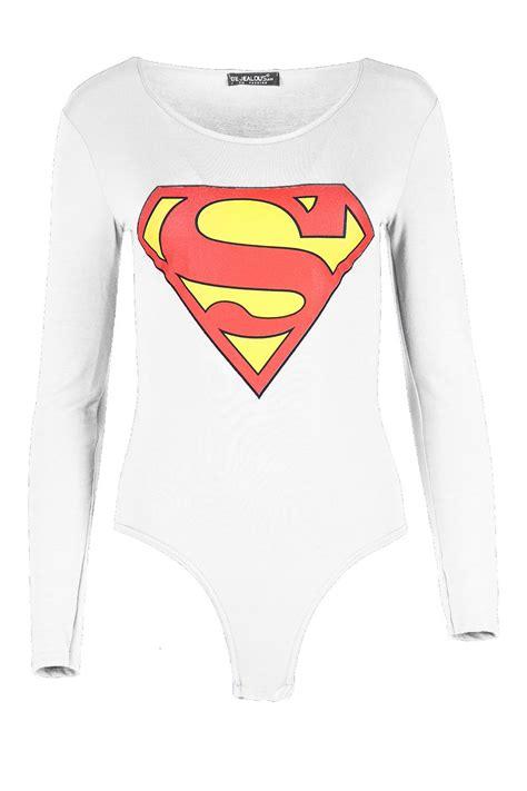 Tshirt Batmen Gold batman bodysuit womens superman leotard plain stretchy tshirt top uk 8 22 ebay