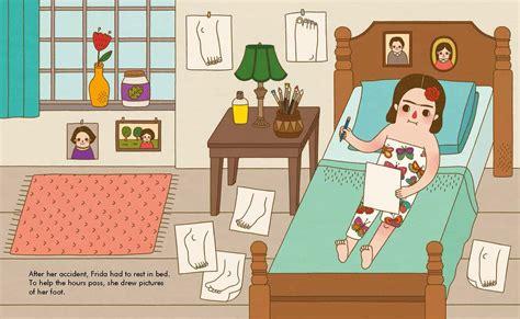 frida kahlo little people frida kahlo little people big dreams