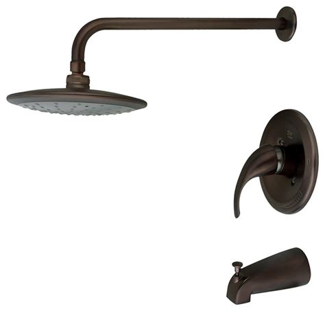 Rubbed Bronze Shower Heads by Rubbed Bronze 3 Shower Set