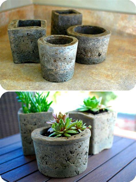 How To Make A Hypertufa Planter by Diy Hypertufa Pots Garden