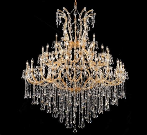 Maria Theresa Collection 49 Light Extra Large Crystal Large Chandelier Lighting