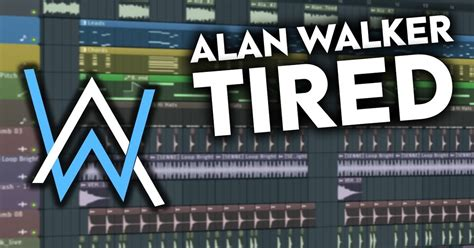alan walker rar download proyecto fl studio alan walker ft gavin james tired
