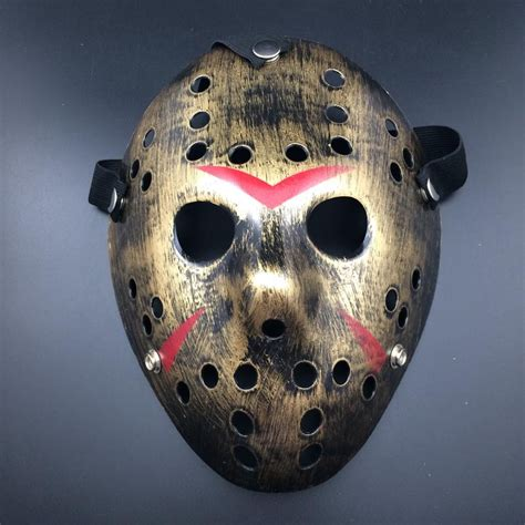 How To Make A Jason Mask Out Of Paper - 2015 new make mask jason voorhees