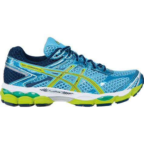 running shoes asics asics s gel cumulus 16 road running shoes