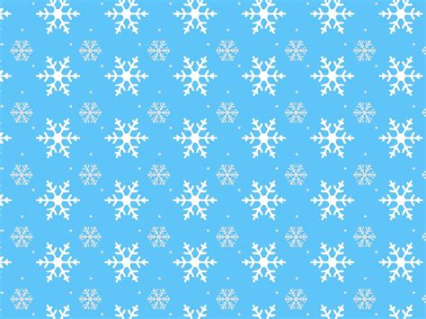 free snowflake background pattern winter pattern vector