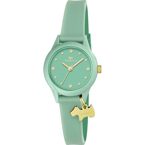 radley silicone it green ry2492