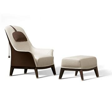 stylish armchair giorgetti normal wing chair style 5107x modern