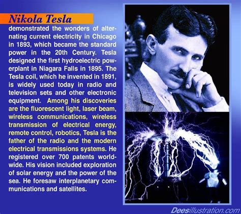 Nikola Tesla Genius Nikola Tesla Serbian Genius Page 13 Stormfront