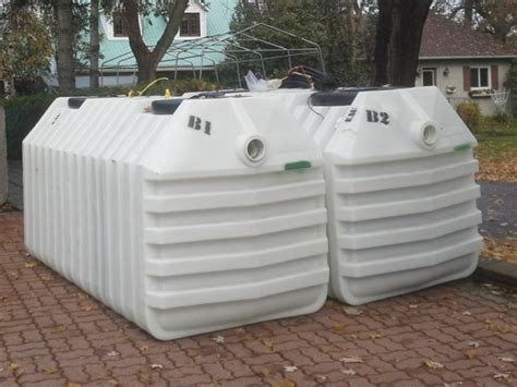 Fosse Septique Plastique 3481 fosse septique plastique installer une fosse septique