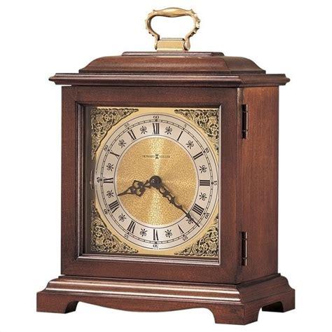 mantle clocks howard miller graham bracket iii quartz mantel clock