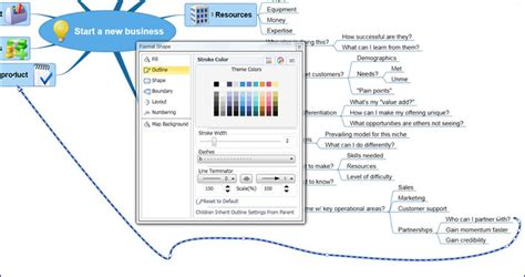 relationship mapping software add more complex relationship lines to novamind 5 mind maps