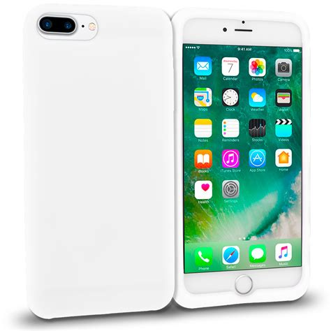 Soft Baby Skin Iphone 7 for apple iphone 7 7 plus silicone rubber soft jelly skin cover ebay