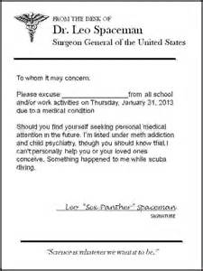 14 doctors excuse letteragenda template sample agenda