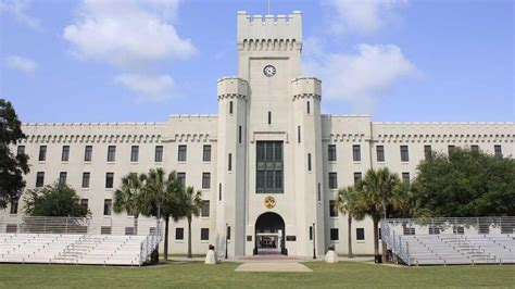 Charleston Mba by Citadel Dealing With More Charges Of Abuse Wciv