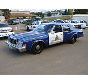 Car Of The Week 1980 Plymouth Gran Fury Police  Old