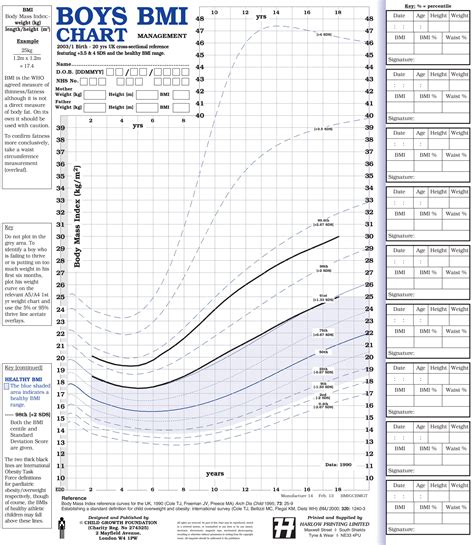 bmi table for bmi chart for boys pictures to pin on pinterest pinsdaddy