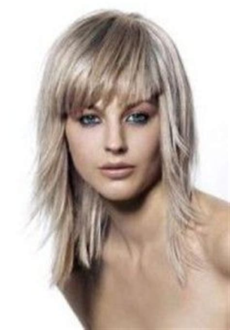 no fuss medium length hairstyles for women over 50 with thin hair 1000 images about hair styles and color on pinterest