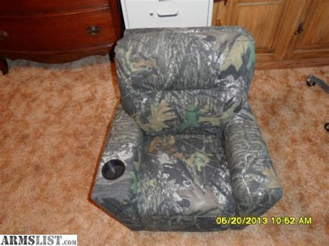 camo recliner for sale armslist for sale brand new childs camo recliner sold