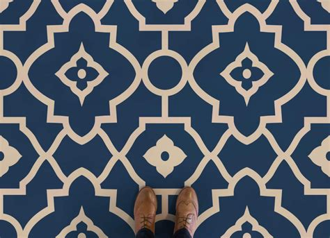 Home Interiors Blog by Why Moroccan Tile Print Vinyl Flooring Is So Right Love