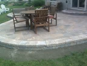 How To Make A Patio With Pavers How To Make A Patio With Square Pavers Crunchymustard