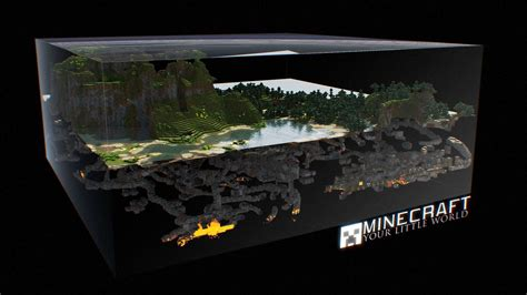by teddy linenfelser 2016 the 3rd minecraft news network minecraft world wallpaper
