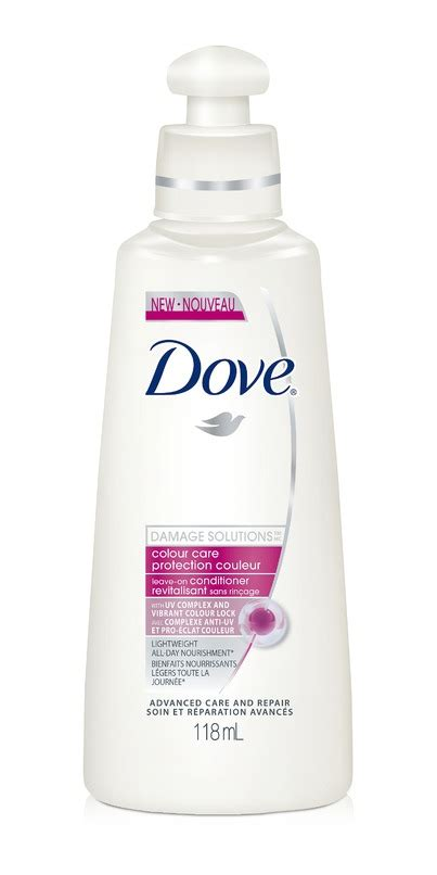Dove Shoo Total Damage Treatment buy dove damage solutions colour care leave on conditioner at well ca free shipping 35 in canada