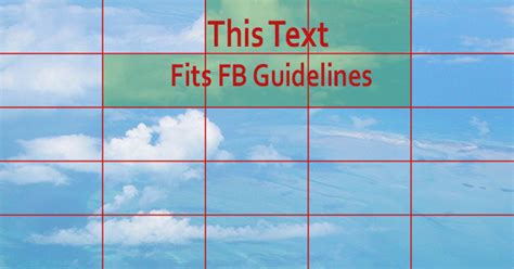 Fb Grid Tool | facebook grid for ad images guide free overlays