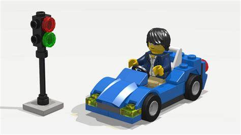 Lego City 30349 Sports Car lego city 30349 sports car speed build