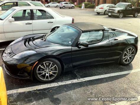 Tesla Atlanta Ga Tesla Roadster Spotted In Atlanta On 06 24 2012
