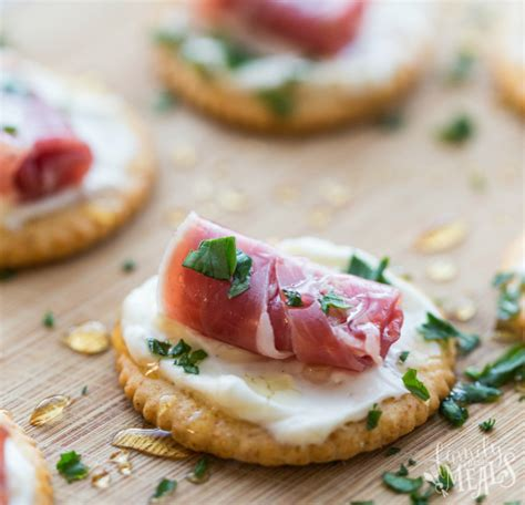 easy appetizers family fresh meals