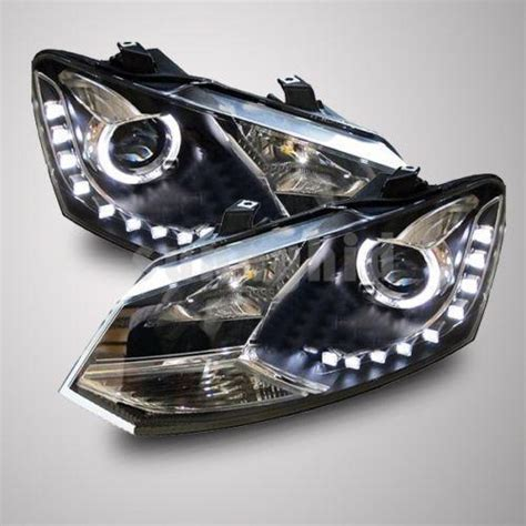 volkswagen polo headlights vw polo headlight ebay