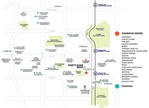 oakridge mall san jose map of stores forty nine west at oakridge 551 west 57th avenue
