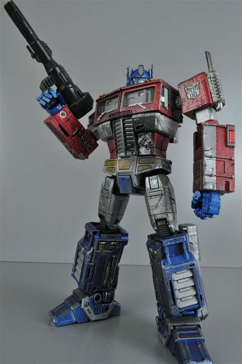 Transformers Masterpiece Toys by Transformers Custom Masterpiece Battle Of Autobot City 86
