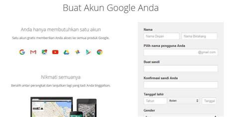 blogger akun cara membuat blog gratis blogspot dan wordpress ngelag com