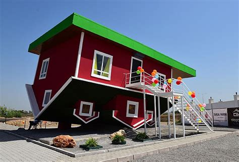 d 252 nyanın 13 252 nc 252 ters evi antalya ya inşa edildi
