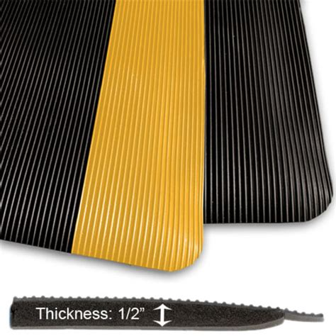 the invigorator anti fatigue floor mat by mat pro for