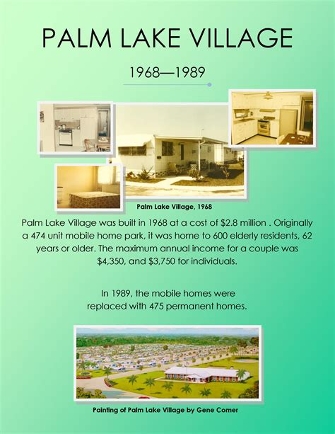 Pinellas County Housing Authority by Pcha 50th Anniversary August 2015 Pinellas County Housing