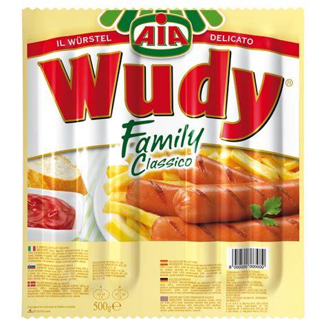 aia alimentare wudy classic family 500g aia food