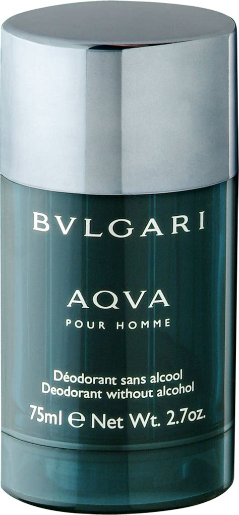 75ml 2 5oz bulgari aqva pour homme deodorant stick 75ml 2 5oz price