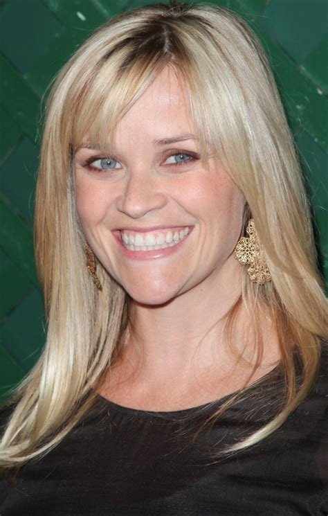 how to cut reese witherspoon bangs pictures choppy bangs getting the right look for your