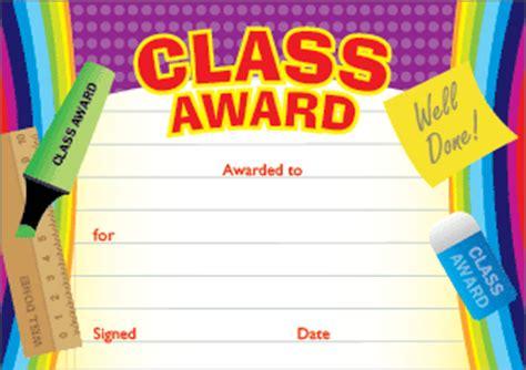 awards plus generics certificates