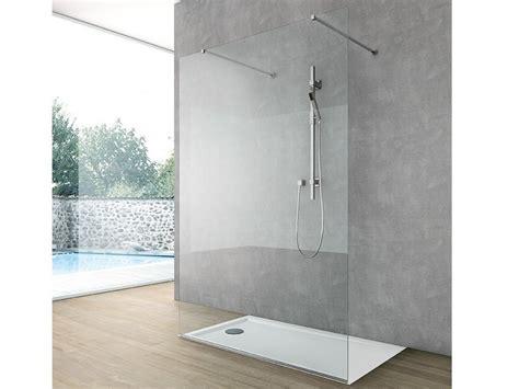 cristalli per doccia parete per doccia in cristallo side 1 gruppo geromin