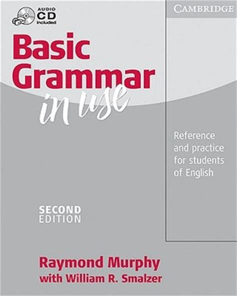 students basic grammar of basic grammar in use without answers reference and practice for students of english with cd